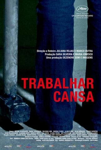 плакат фильма постер Каторга*