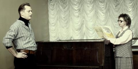 кадр №87523 из фильма Мой папа Барышников