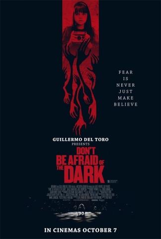 плакат фильма постер Не бойся темноты