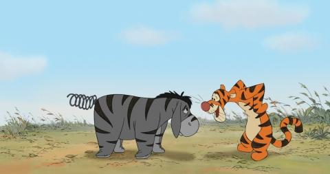 кадр №87733 из фильма Медвежонок Винни и его друзья