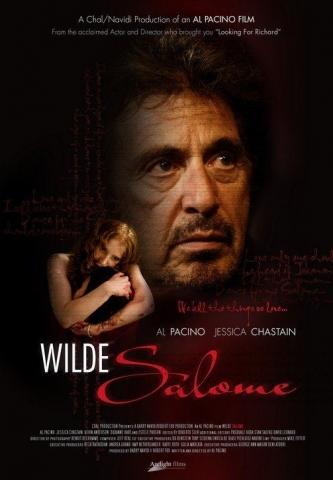 плакат фильма постер Дикая Саломея*