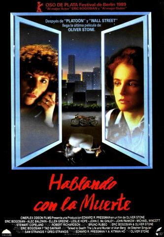 плакат фильма Ток-радио