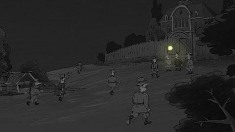 кадры из фильма Гора самоцветов 6