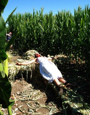 кадр №88706 из фильма Дети кукурузы: Генезис