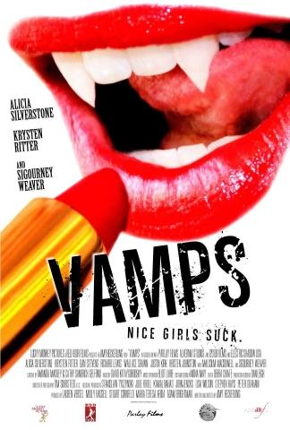 плакат фильма постер Вамп*