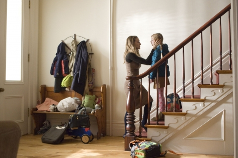 кадры из фильма Я не знаю, как она делает это Сара Джессика Паркер, Эмма Рейн Лайл,