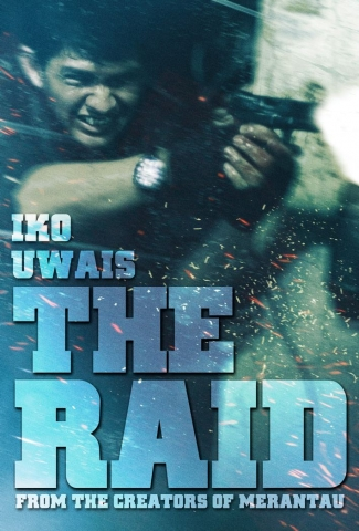 плакат фильма характер-постер Рейд
