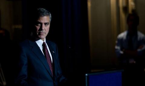 кадры из фильма Мартовские иды Джордж Клуни,