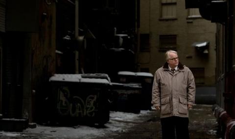 кадры из фильма Мартовские иды Филип Сеймур Хоффман,