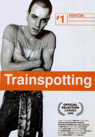 плакат фильма характер-постер На игле
