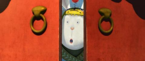 кадр №89774 из фильма Кунг-фу кролик