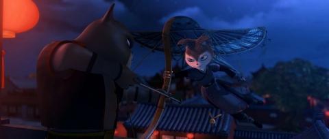 кадр №89778 из фильма Кунг-фу кролик
