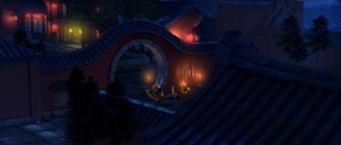 кадр №89779 из фильма Кунг-фу кролик