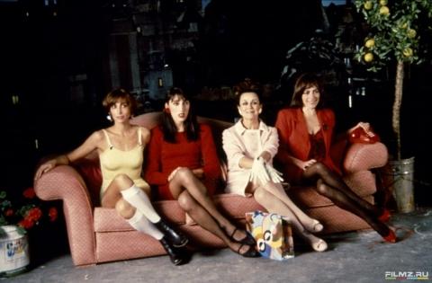 кадр №90223 из фильма Женщины на грани нервного срыва