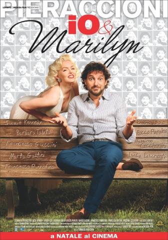 плакат фильма постер Мэрилин и я