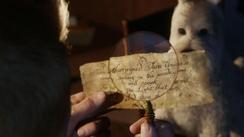 кадры из фильма Приключения Тинтина: Тайна единорога