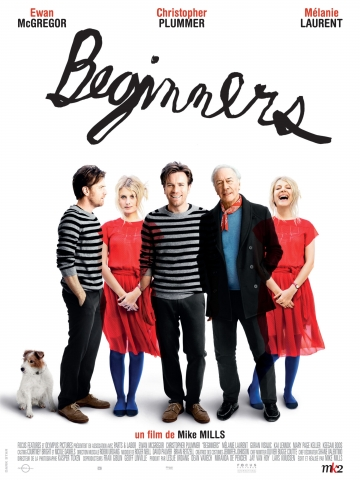 плакат фильма постер Начинающие