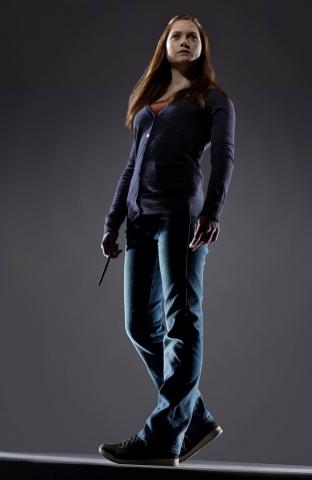 промо-слайды Гарри Поттер и Дары Смерти: Часть вторая Бонни Райт,