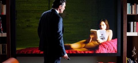 кадры из фильма Кожа, в которой я живу Антонио Бандерас, Елена Анайя,
