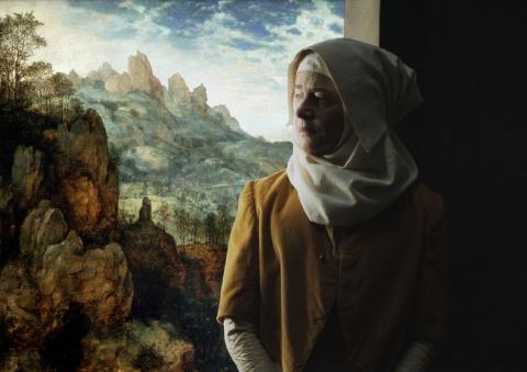 кадры из фильма Мельница и крест Шарлотта Рэмплинг,