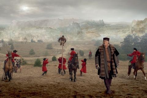 кадр №91014 из фильма Мельница и крест