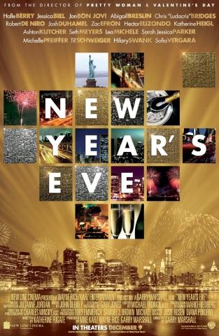 плакат фильма постер Старый Новый год