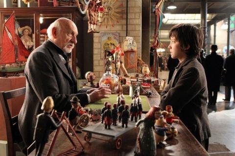 кадры из фильма Хранитель времени 3D Бен Кингсли, Эйса Баттерфилд,
