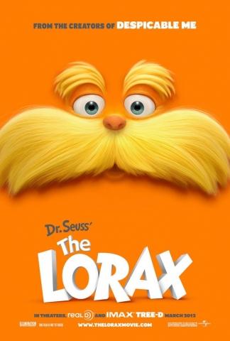 плакат фильма тизер Лоракс