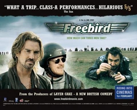 плакат фильма постер Дальнобой без тормозов