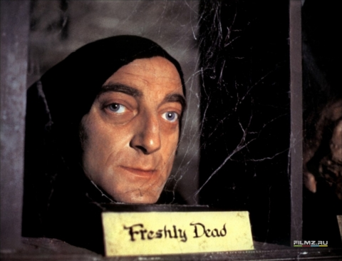 кадр №91399 из фильма Молодой Франкенштейн