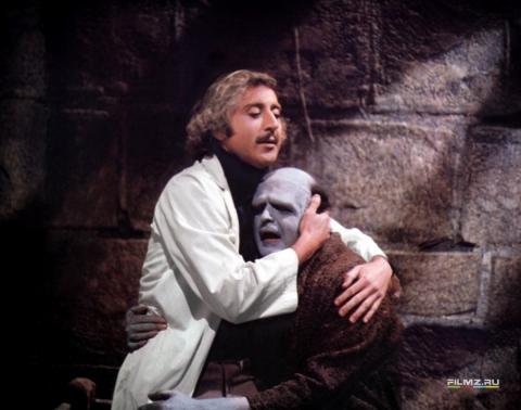 кадр №91400 из фильма Молодой Франкенштейн