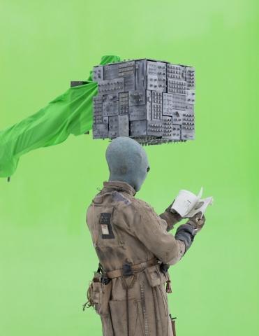кадр №91437 из фильма Инопланетный ремонтник*