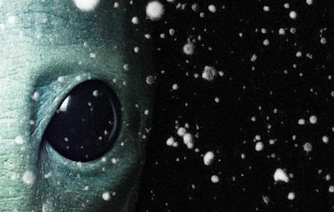 кадр №91440 из фильма Инопланетный ремонтник*