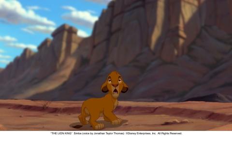 кадры из фильма Король лев