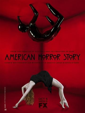 плакат фильма тизер Американская история ужасов