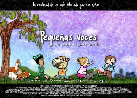 кадр №91855 из фильма Детские голоса