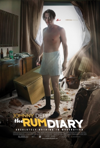 плакат фильма постер Ромовый дневник