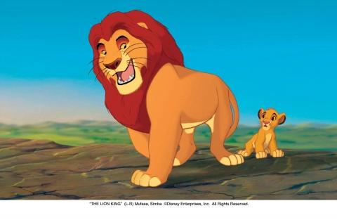 кадр №92879 из фильма Король лев