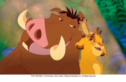 кадр №92880 из фильма Король лев