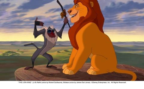 кадр №92884 из фильма Король лев