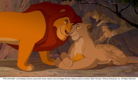 кадр №92885 из фильма Король лев