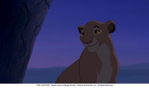 кадр №92888 из фильма Король лев