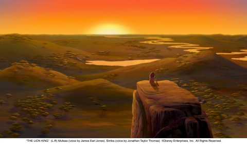 кадр №92889 из фильма Король лев