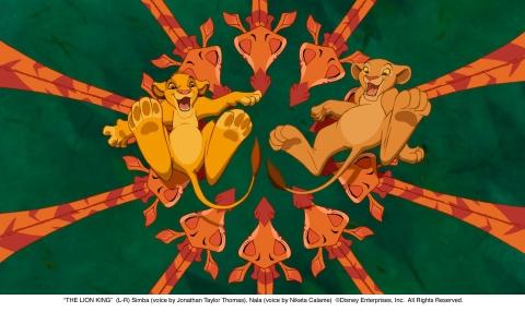 кадр №92892 из фильма Король лев