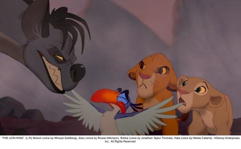 кадр №92893 из фильма Король лев