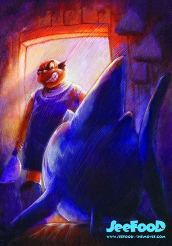 кадр №93106 из фильма Морская бригада