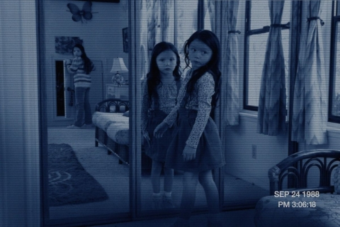 кадр №93236 из фильма Паранормальное явление 3