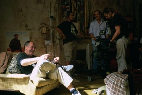 кадр №93553 из фильма Мечтатели