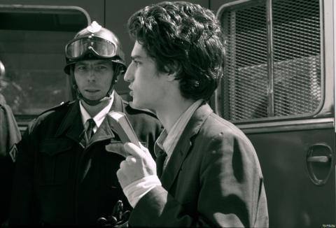 кадр №93562 из фильма Мечтатели