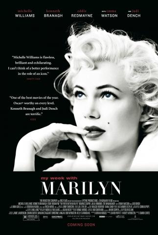 плакат фильма постер 7 дней и ночей с Мэрилин